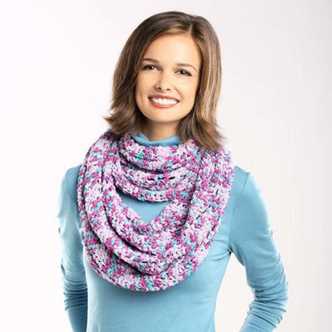 Deborah Norville Twisted Infinity Cowl Free Download