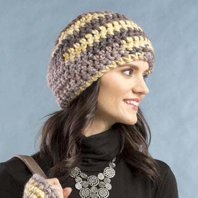 Premier® Mega Crochet Hat Free Download