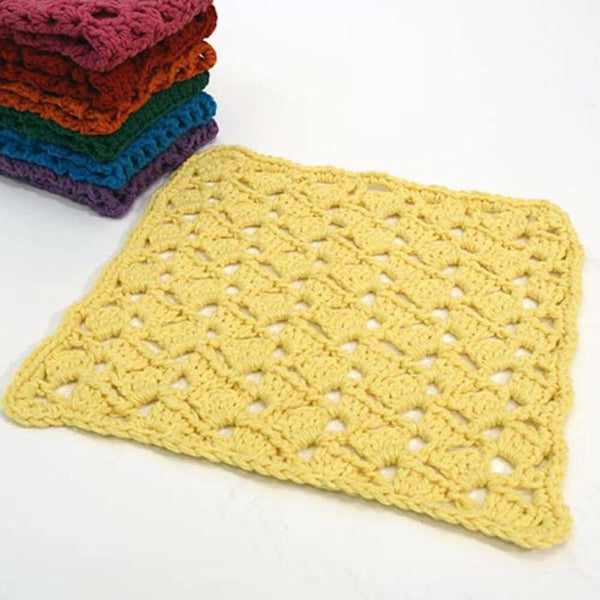 Premier® Rainbow of Washcloths - Yellow Free Download
