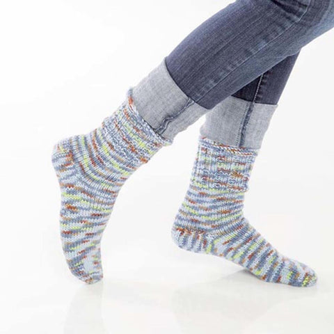 Premier® Simple Slipper Sock Free Download
