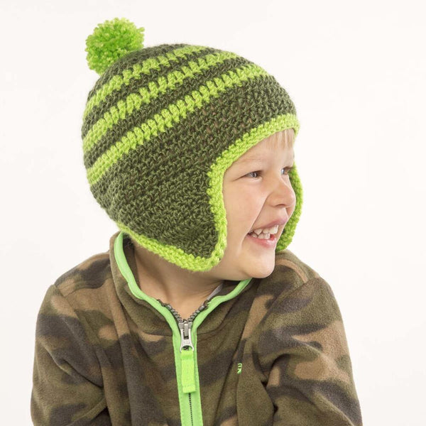 Premier® Ever Soft™ Earflap Hat Free Download