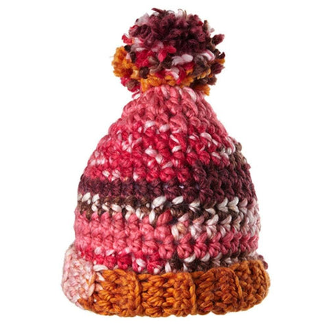 Isaac Mizrahi Lexington Pom Pom Hat Free Download