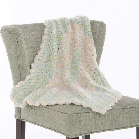 Premier® Fields of Clover Afghan Free Download