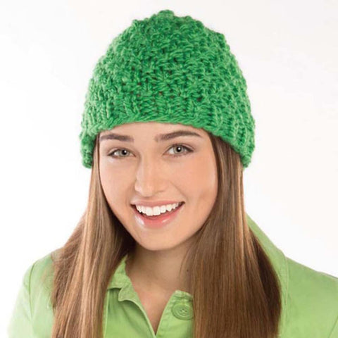 Deborah Norville Textured Hat Free Download