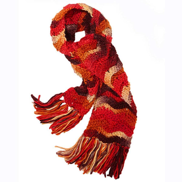 Isaac Mizrahi Sutton Chevron Scarf Free Download