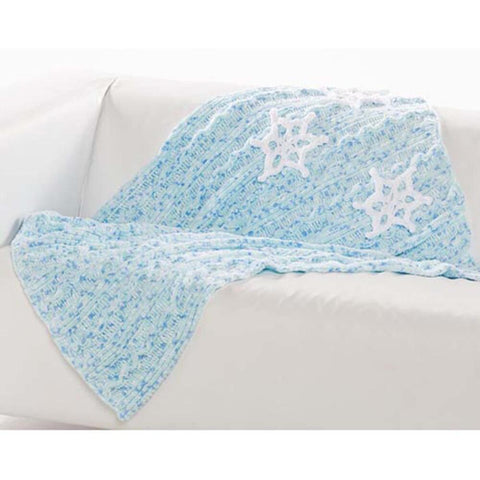 Premier® Icicle Baby Blanket Free Download