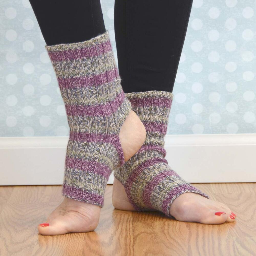 Premier® Yoga Socks Free Download – Premier Yarns