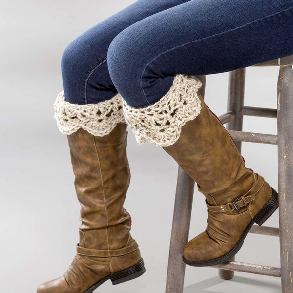 Premier® Oatmeal Boot Cuff Free Download
