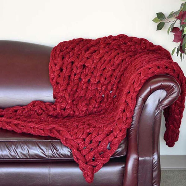 Premier® Arm Knit Blanket Free Download