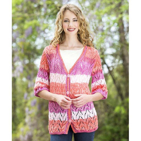Lacy Arches Cardigan