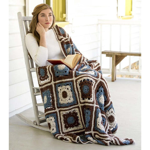 Downton Abbey Isobel's Afghan Free Download
