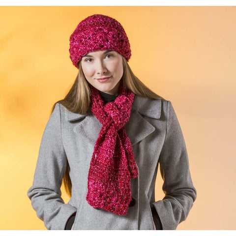 Premier® Great Granny Crochet Scarf