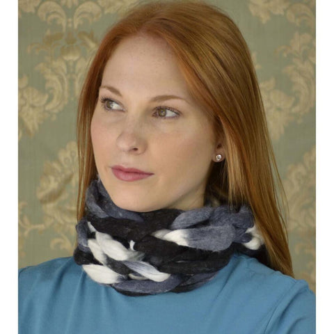 Premier® Grayscale Cowl Free Download