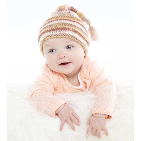 Premier® Baby Daisy Set Crochet Pattern Free Download