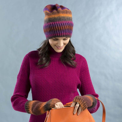 Premier® Boreal Hat and Mitts Free Download