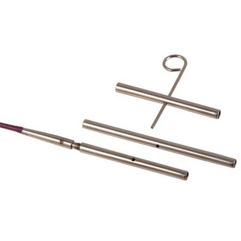 Deborah Norville Interchangeable Cable Connectors Knitting Needles