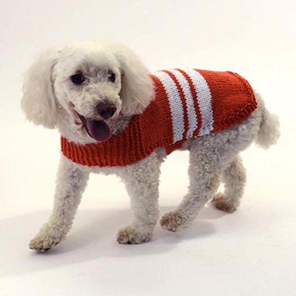 Premier® Collegiate Dog Sweater Free Download