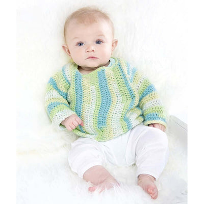 Premier® Beanstalk Baby Sweater Free Download