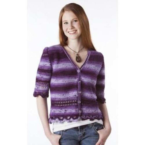 Butterflies in Flight Cardi