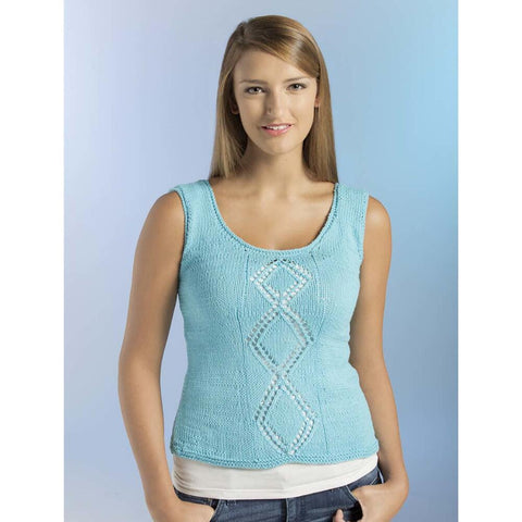 Knitting Pattern Baby Tank Top : Knitting Patterns   Premier Yarns