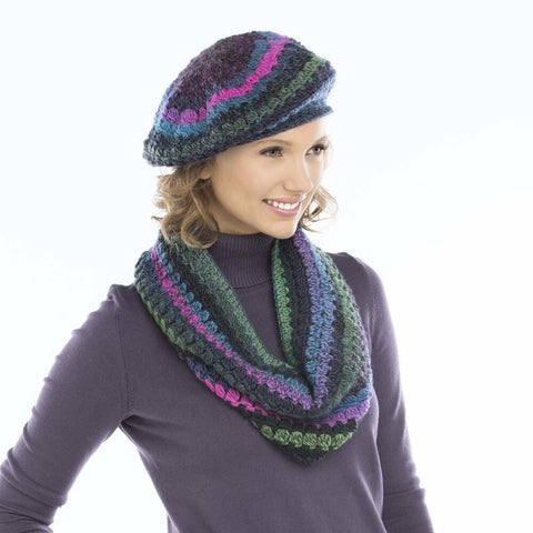 Premier® Boreal Beret and Cowl Free Download