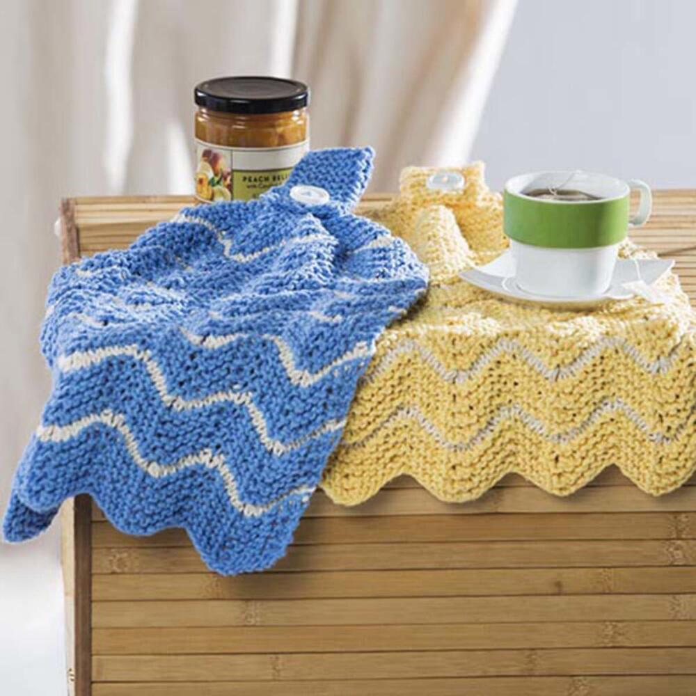 Premier® Hanging Kitchen Towels Free Download – Premier Yarns
