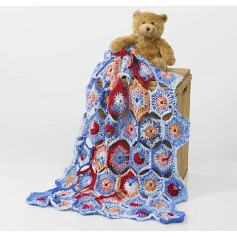 Deborah Norville Hexababy Blanket Free Download