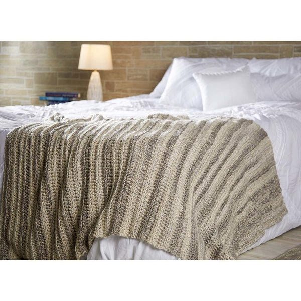 Premier® Simple Crochet Throw Free Download