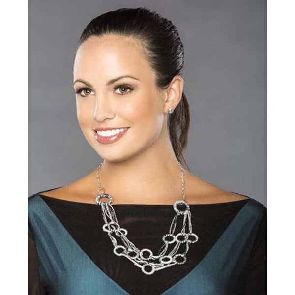 Premier® Ring Ribbon Necklace Free Download