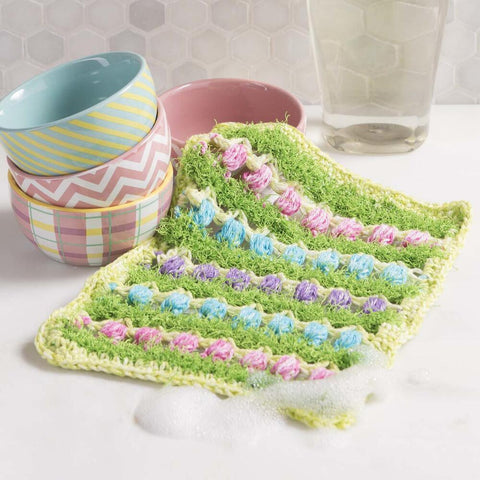 Premier® Full Bloom Dishcloth