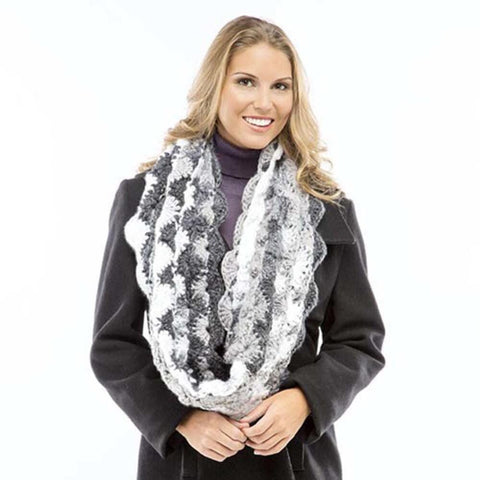 Deborah Norville Cloudy Night Cowl to Crochet Free Download