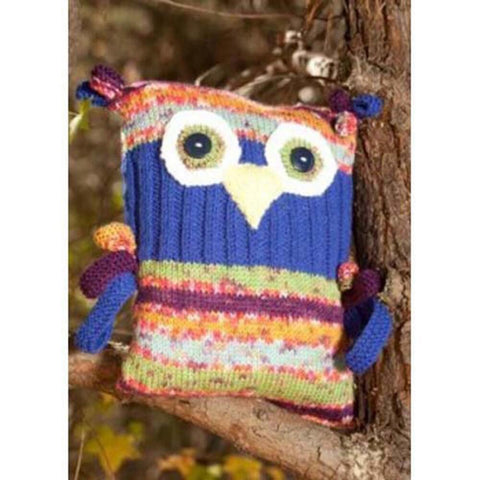 Deborah Norville Enchanted Owl Pillow Crochet Pattern Free Download