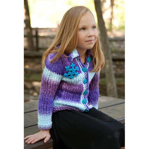 Ripple Stripe Cowl