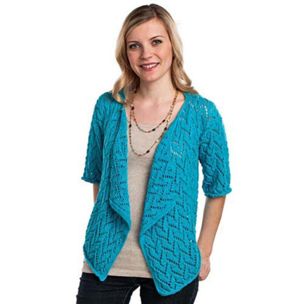 Premier® Lace Wrap Vest Free Download