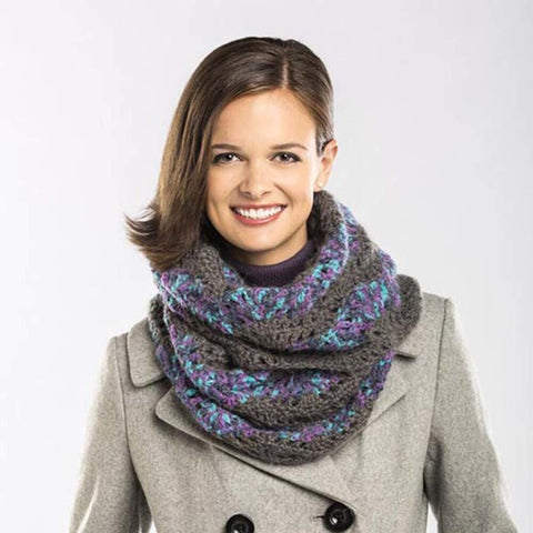 Deborah Norville Chevrons at Dusk Cowl Free Download