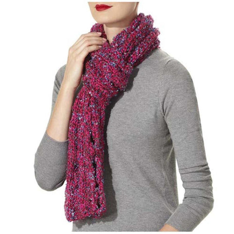 Isaac Mizrahi Carnegie Hill Classic Cabled Scarf Free Download