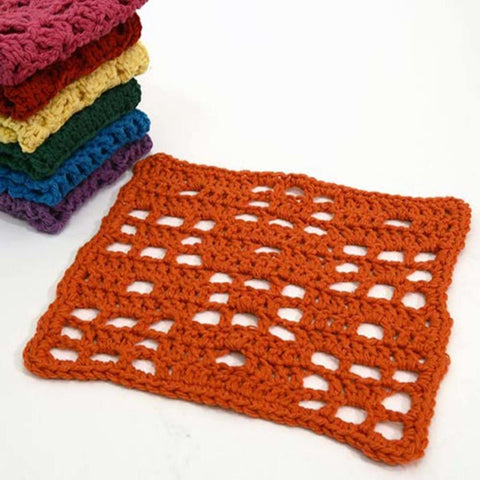 Premier® Rainbow of Washcloths - Orange Free Download