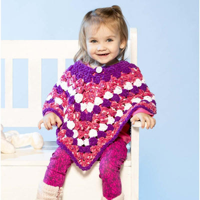 Premier® Everything Nice Poncho