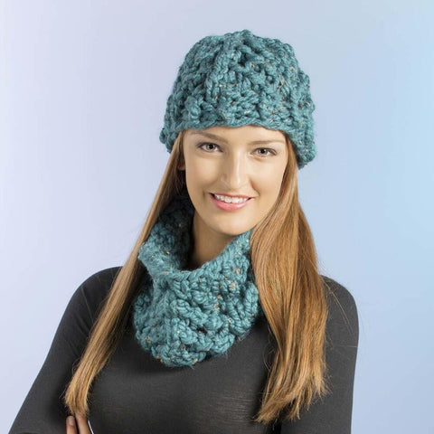 Premier® Northern Wind Hat and Cowl Free Download