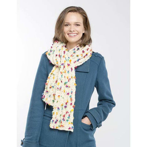 Premier® Wavy Lines Scarf Free Download