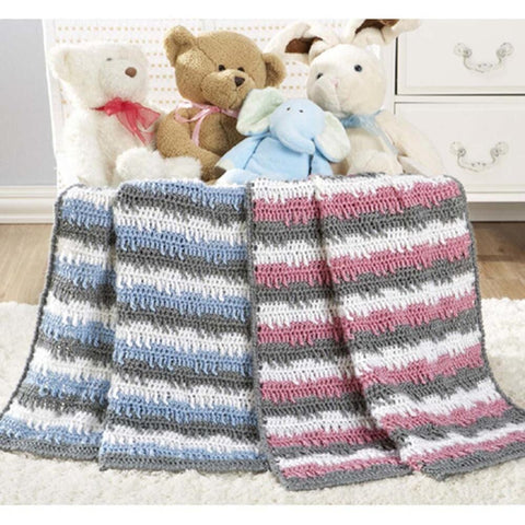 Premier® Little Man's/Little Ladies Lattice Blanket Free Download