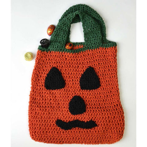 Premier® Happy Jack Treat Bag Crochet Pattern
