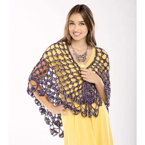 Premier® Moonlight Garden Shawl Free Download