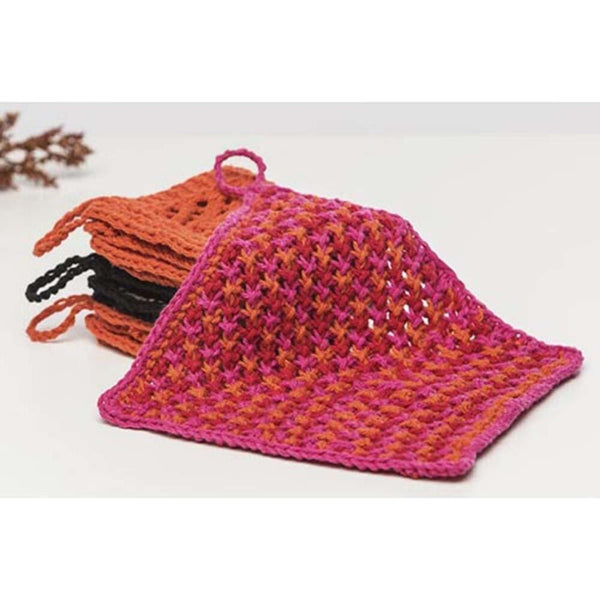 Premier® Autumn Tweed Washcloth Free Download