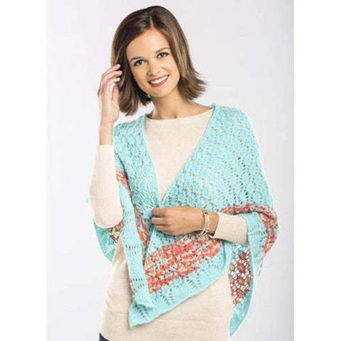 Premier® Caribbean Lace Shawl Free Download