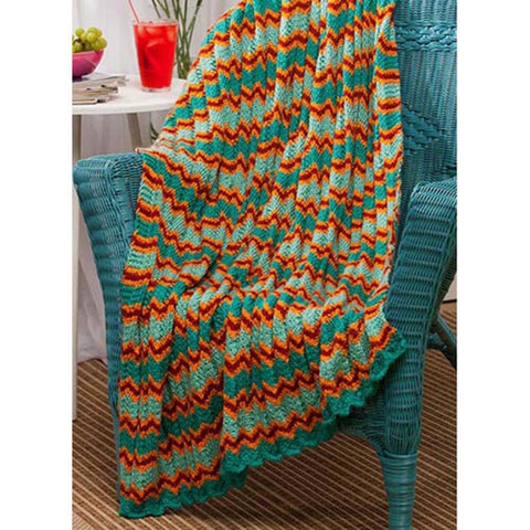 Premier® Southwest Ripple Throw Free Download