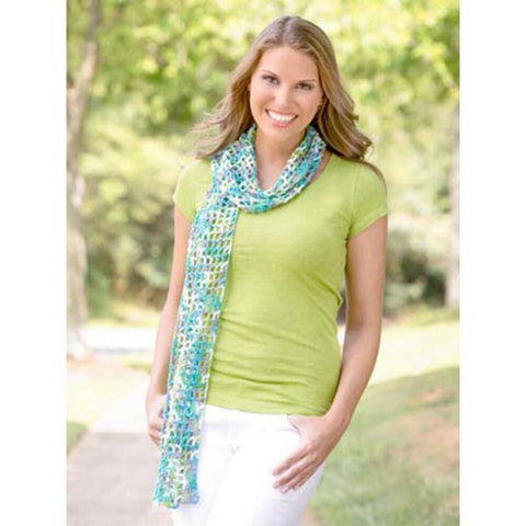 Lily of the Nile Scarf