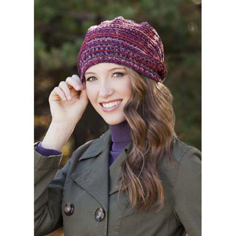 Premier® Slouchy Eyelet Band Beret Free Download