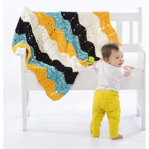 Premier® Beach Baby Striped Throw Free Download