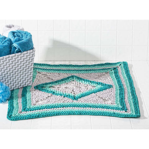 Premier® Sea-Glass Bath Rug Free Download